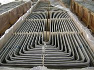 Stainless Steel U Bend Heat Exchanger Tube TP304 Bahan Kinerja Yang Stabil