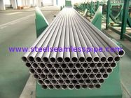 "Stainless Steel Seamless tube, ASTM B677 / B674 UNS N08904 / 904L /1.4539 / NPS: 1/8"" to 8"" B16.10 & B16.19"