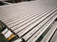 Straight Large Stainless Steel Pipe / Ss 304 Seamless Pipe High Durability