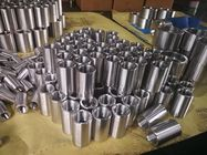 Cina Durable Nickel Base Alloy Steel Seamless Pipe Inconel 600 601 Kinerja Tinggi pabrik