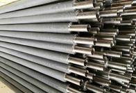 ASTM A312 Penukar panas Fin Tube TP304 / 304L / TP316L Spiral Extruded
