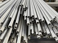 Polished Stainless Steel Seamless Pipe Straight Tube / U Bend Tube / Coil Tube Type