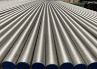Incoloy 800 / 800h Nikel Alloy Pipe Acar Dan Permukaan Anil ASTM B163 ASTM B515