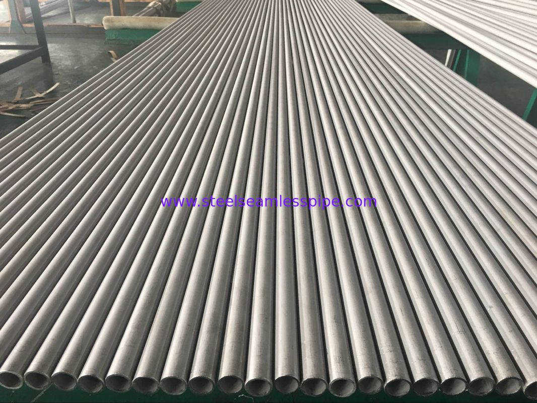 Heat Exchanger Stainless Steel Seamless Pipe ASTM A213 TP310S Top Grade