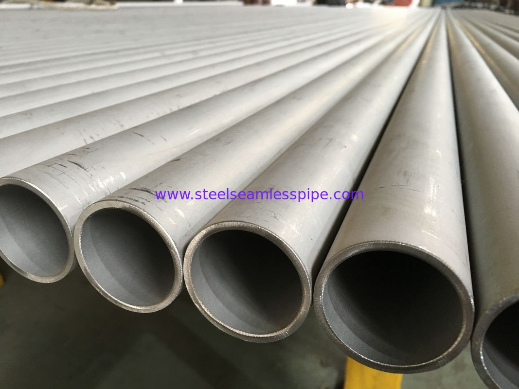 ASTM A312 TP316 / 316L Polished Stainless Steel Pipe Pickled / Annealed Finish