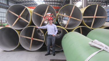Stainless Steel Welded Pipe ASTM A269 ASTM A312 ASTM A358 ASTM A688 ASTM A778 EN10217-7, DIN17457