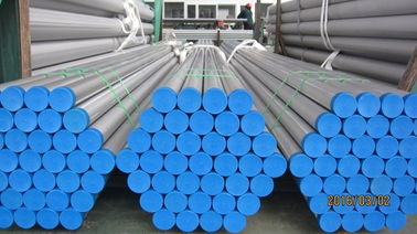 Stainless Steel Welded Pipe, JIS G3459 SUS316L, SUS304L, 125 A, 150A, SCH 40, 6M acar dan Anil, Plain End
