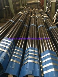 Cina Alloy Steel Seamless tube untuk aplikasi Boiler, Superheater, Heat exchanger ASTM A213 / ASME SA213 T1 T11 T12 pabrik
