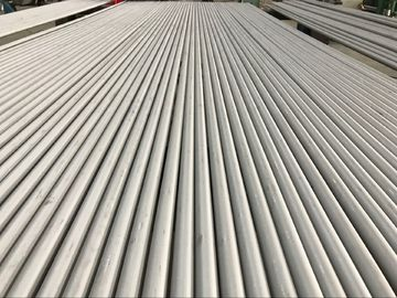 Tabung Mulus Stainless Steel, tabung penukar panas ASME SA213-18 TP304, TP304L, TP316L, 6M, Min.  Wall Thk., 3/4 '' 16BWG